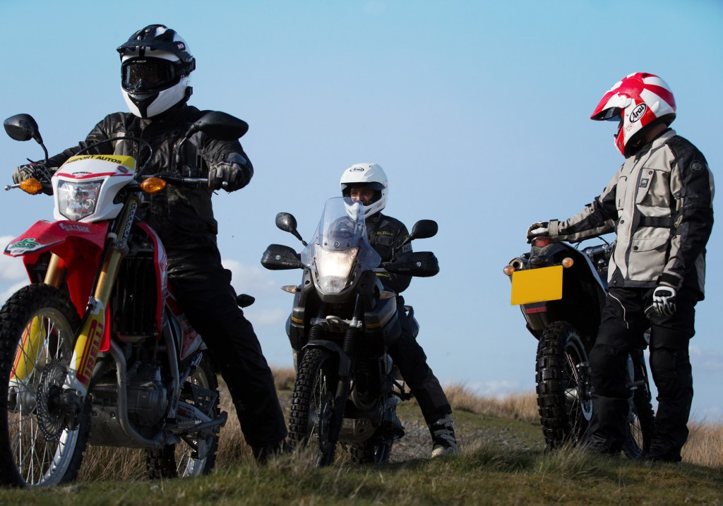 2Easy2Ride - an introduction to dirt and gravel riding
